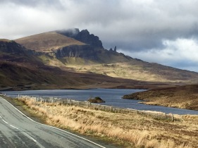 Old Man of Storr, Skye.